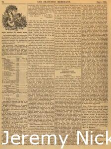 1883-05-04 Report of the Committee on White Wines of the Napa
