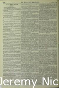 1894-02-10 Small article about Crabb's auction
