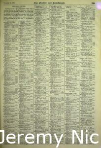 1897-11-20 Horse To Kalon mentioned on a list of all 2:30 performers