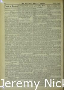 1879-08-09 Reprint from the St. Helena Star